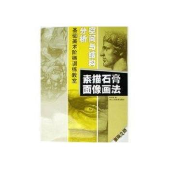 分析空间与结构:素描石膏画像画法-陈志明-技法教程