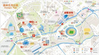 地图包括伦敦市区地图,奥林匹克公园地图,地铁线路图,英国略图等,详细