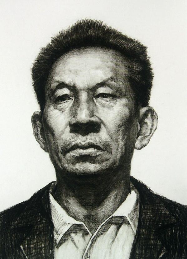 学习素描人物头像的意义及比例特征
