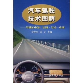 汽车驾驶技术图解