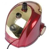 贝尔莱德(Sincere-home)蒸汽挂烫机 GS21-BJ/H 红+金色