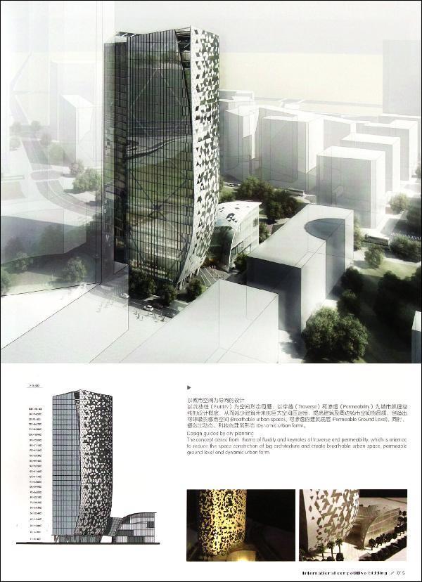 印象建筑 手绘作业 上海
